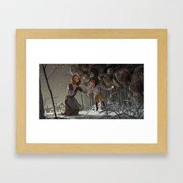 The Mothers Framed Art Print