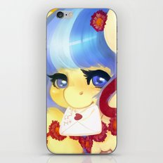 Letter to Rarity iPhone & iPod Skin
