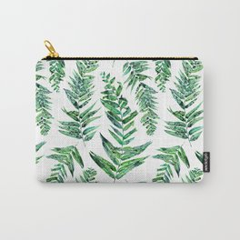 Jungle Ferns Carry-All Pouch
