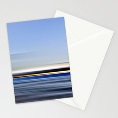 horizonte amarillo - seascape no.13 Stationery Cards