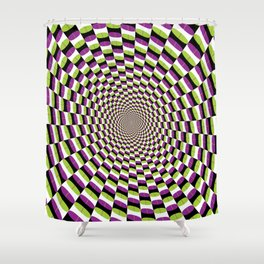 Pills to Swallow Shower Curtain