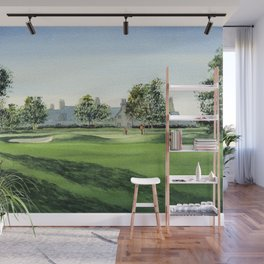 Winged Foot Golf Course New York Wall Mural