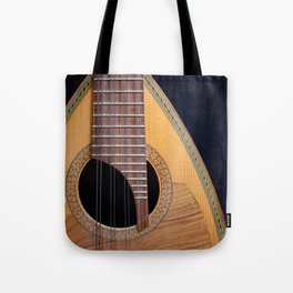 After Silence, Music Tote Bag