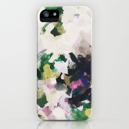 Mani iPhone Case
