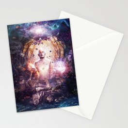 Connected To Source Stationery Cards
