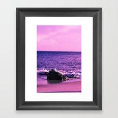 Cape May Sunset  Framed Art Print