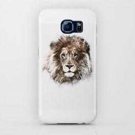Portrait: Lion iPhone Case