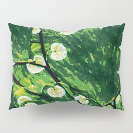 Tree With the Lights Pillow Sham