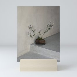 Japanese Flower Arrangement Ikebana Mini Art Print