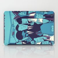 pulp fiction iPad Cases featuring PULP FICTION variant by Ale Giorgini