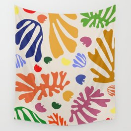 Gerbera & Apples No. 2 Wall Tapestry