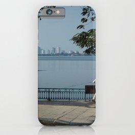 Daily Life in Hanoi iPhone Case
