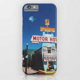 Flagstaff Arizona iPhone Case