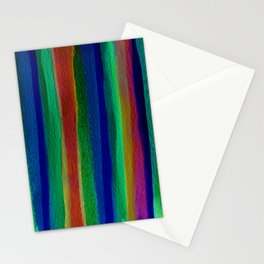 Inverted Rainbow Stationery Cards