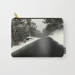 No Chains, No Traction, No Common Sense Carry-All Pouch