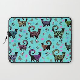Fabulous Snobby Cats 1 Laptop Sleeve