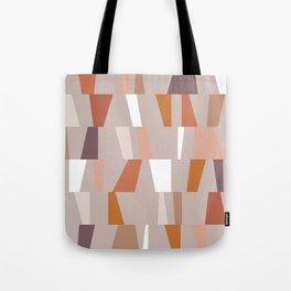 Neutral Geometric 03 Tote Bag