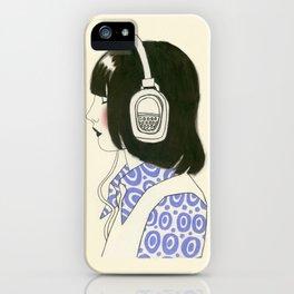 The New York Listener II iPhone Case