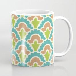 Fan Pattern 103 Coffee Mug