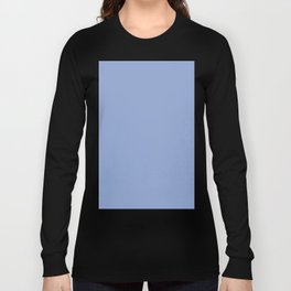 Pantone 15-3919 SERENITY Long Sleeve T-shirt