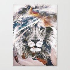LION 6 Canvas Print