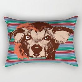 THE BUDDIE x CHUCKY Rectangular Pillow