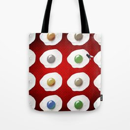 Disco Breakfast Tote Bag