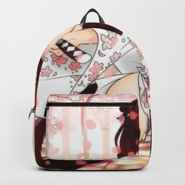 Erza Scarlet Sword Backpack