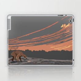 National Parks 2050: Yellowstone Laptop & iPad Skin