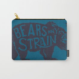 Bears Any Strain Carry-All Pouch