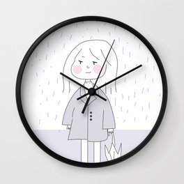 Instant Mood Booster Wall Clock