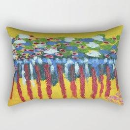 :: Reflection :: Rectangular Pillow