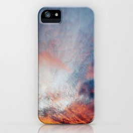 S o n s e t iPhone Case