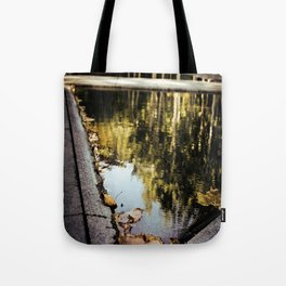 Reflections.  Tote Bag