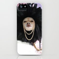 Chihuahua Vogue  iPhone (5, 5s) Slim Case