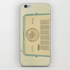 Radio Days iPhone & iPod Skin