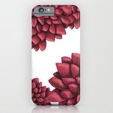Flowers dance Slim Case iPhone 6s