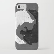 Feed the Wolves iPhone 7 Slim Case