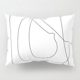 Bali Nude Pillow Sham