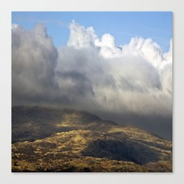 Beautiful Snowdonia Canvas Print