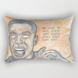 Poussey OITNB Rectangular Pillow