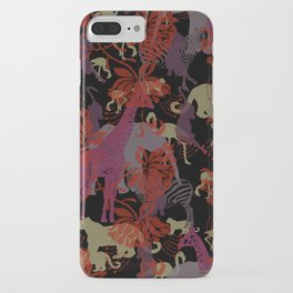 Wild Animals iPhone Case