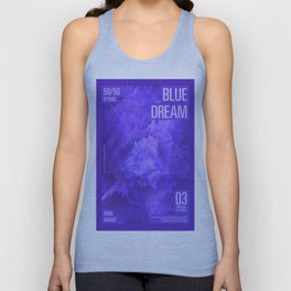 Blue Dream Unisex Tank Top
