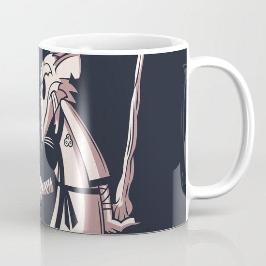 Sensei vs Sensei Mug