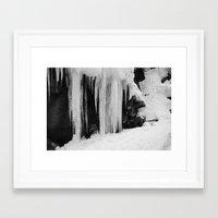 switzerland Framed Art Prints featuring Switzerland by Anita Hsieh
