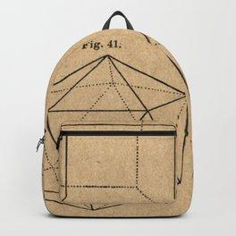 Crystal Geometry Backpack