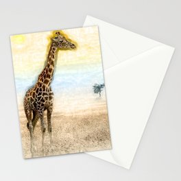 giraf Stationery Cards
