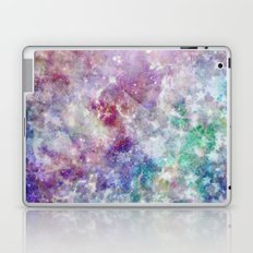 Rainbow Stars Space Galaxy Pattern Laptop & iPad Skin