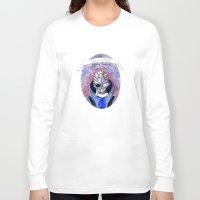 garrus Long Sleeve T-shirts featuring Mass Effect: Garrus by Sunol Golden