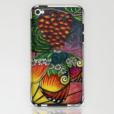 My Sarah Butterfly iPhone & iPod Skin